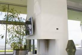 Fireplace Brick Stain by How To Stucco A Fireplace Home Guides Sf Gate