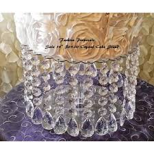 Chandelier Prisms For Sale Sale Wedding Cake Stand With Crystals Chandelier Acrylic Wedding