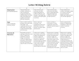 Poetry Submission Cover Letter Cover Letter Rubric