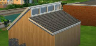 the sims 4 building roofs sims 4 building how to s clearstory roof