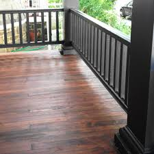 how to paint a wood deck or front porch we did subtle stripes