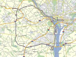 Washington Dc Attractions Map Tour Around Washington Dc Area Don Moe U0027s Travel Website