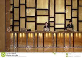 Hotel Reception Desk The Hotel Reception Desk Editorial Photography Image Of Service