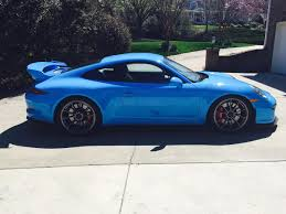 porsche gt3 rs wrap 2015 991 gt3 mexico blue wrap rennlist porsche discussion forums