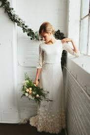 relaxed wedding dress looking for a relaxed vibe this bone white ivory or