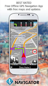 best android gps mapfactor gps navigation maps android apps on play