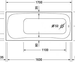 Normal Bathtub Size Fancy Standard Bathroom Size Master Bathroom Ideas 14285 Standard