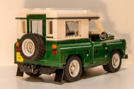 green land rover lego ideas landrover 4 x 4