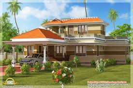 Kerala Style House Designs And Floor Plans by Awful Kerala Style House Architecture 4000 Sq Ft Indian Home Decor