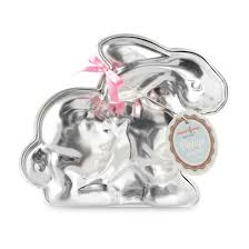 bunny cake mold easter bunny 3 d cake mold nordic ware
