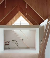 koya no sumika japanese minimalist plywood extension by ma style