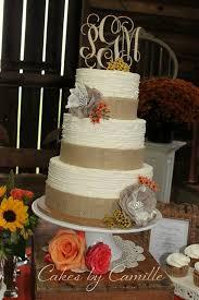 burlap cake toppers burlap wedding cake obniiis
