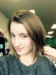 easy to take care of hair cuts love this shorter hair cut it s simple and easy to take care of