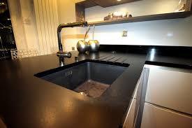 evier cuisine granit noir dernières cuisines granit réalisées granit andré demange