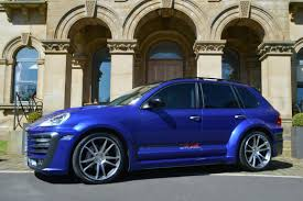 Porsche Cayenne 4x4 - porsche cayenne xclusive wide body kit u2013 xclusive customz