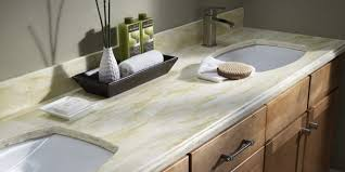 bathroom countertop decorating ideas alluring ideas for countertop material design bathroom bathroom