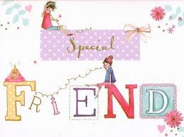special friend birthday card 2 95 free uk delivery make your