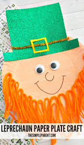 preschool leprechaun craft to make with your kids of all ages