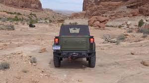jeep crew chief 2016 easter jeep safari concept trucks test drives with photos