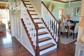 diy iron spindles for a staircase video cleverly inspired