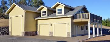 Large Garage Garage Builder Small Or Large Shop General Contractor Roseburg Oregon