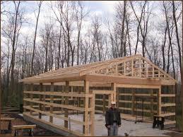 The Pole Barn Honey Storage Facility