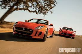 corvette stingray 2014 jaguar f type v8s vs 2014 chevrolet corvette stingray z51