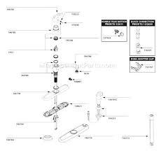 moen kitchen faucets repair parts moen single handle kitchen faucet repair parts lockers top