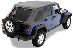 jeep wrangler 4 door top all things jeep bestop trektop nx frameless top for jeep