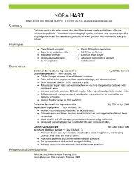 resume example for customer service hitecauto us