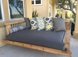 Swing Bench Plans Bench Inviting Wooden Bench Swing Kits Splendid Wooden Garden