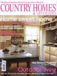 country homes and interiors magazine media sue townsend garden design