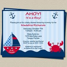 it s a boy baby shower ideas 23 best ahoy it s a boy nautical baby shower ideas images on