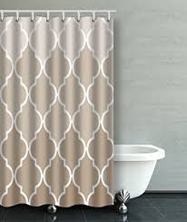 Trendy Shower Curtains Accrocn Waterproof Shower Curtain Curtains Fabric