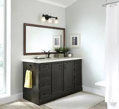 Framing A Bathroom Mirror by Bronze Frames Framing Bathroom Mirror Mirrormate Frames