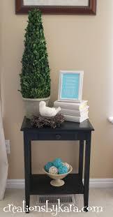 Diy Livingroom Decor 11 Best Table Decorations Images On Pinterest Console Tables