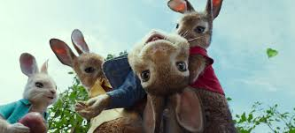 thanksgiving movie trailer new peter rabbit movie trailer and photos finding sanity in our