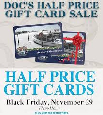 half price gift cards the ultimate black friday half price gift card sale