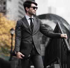 what color shirt with light grey suit 40 sober grey suit ideas for men