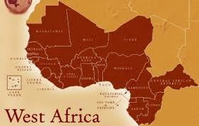africa map all countries how many countries are in west africa and their capitals ask naij