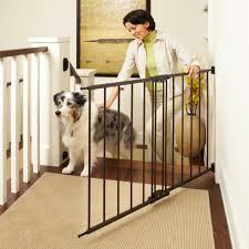 Child Gate Stairs by Guide To The Best Dog Gates For 2017 U2013 Woof And Whiskers