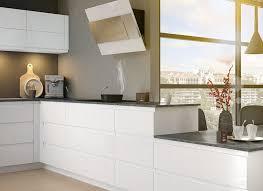 cuisine blanc mat sans poign馥 poign馥s cuisine 28 images cuisine blanc mat sans poigne