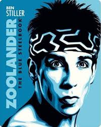 zoolander headband zoolander arrives in limited edition blue steelbook gift set