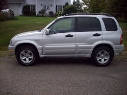 2001 suzuki grand vitara information and photos zombiedrive