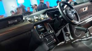 Ford Mustang Release Date 2018 Ford Mustang Interior Features 2018 Ford Mustang Review