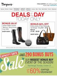 39 Off Ralph Lauren Jewelry Bergners Online Only Bonus Buys 25 Sale Pass Inside Milled