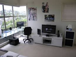 gaming office setup server room standards iso home computer ideas comfortable at