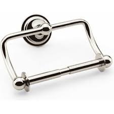 Ginger Bathroom Accessories by Ginger 2609 Pn London Terrace Polished Nickel Tissue Paper Holders