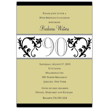 brunch invitation sle 12 best s birthday party images on 90th birthday