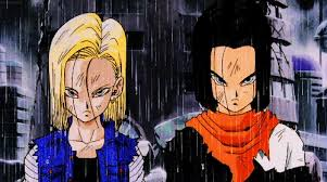 android 17 and 18 android 17 and 18